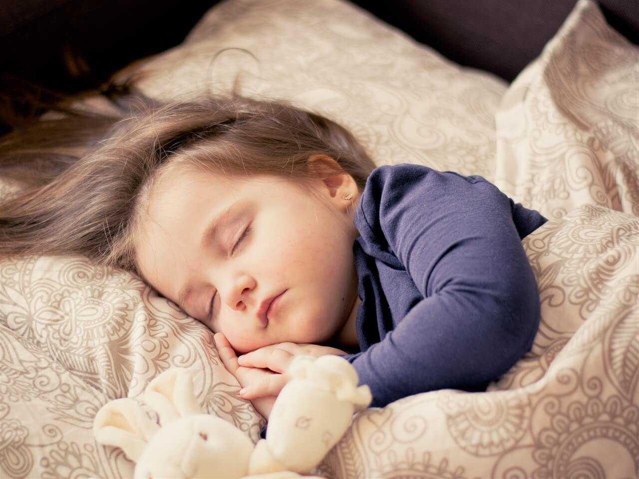 הילד לא ישן בלילה