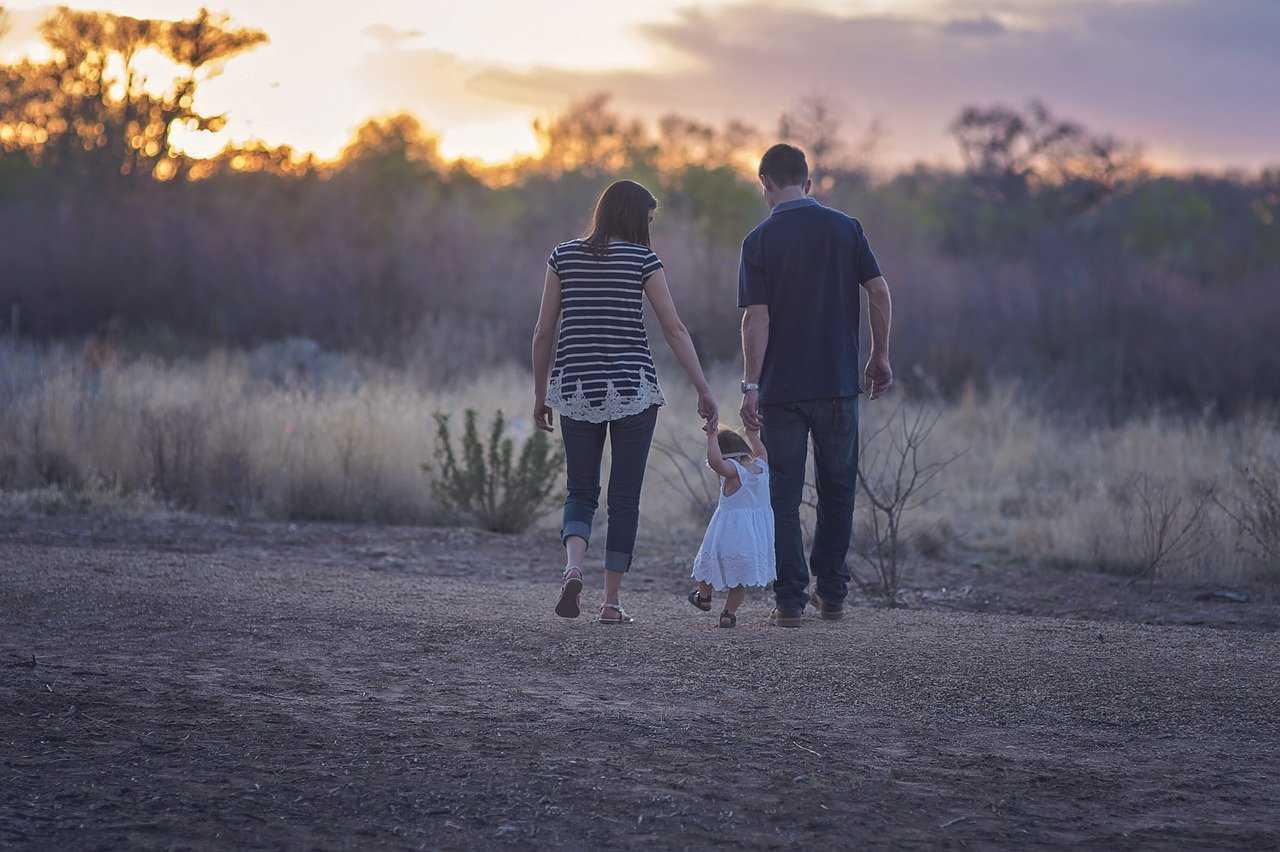 איך לספר לילדים שמתגרשים?