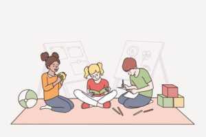 איך ללמד ילד לחלוק?
