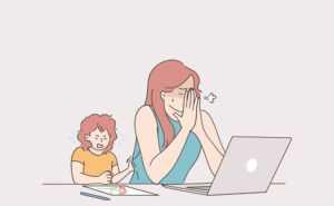 ילד כועס כל הזמן