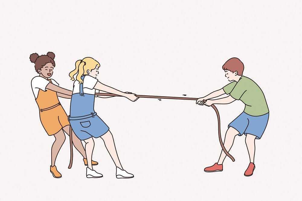 איך גורמים לילד להיות יותר חברותי?