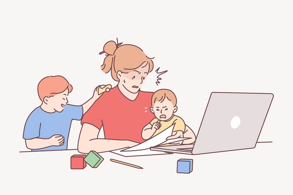 איך לגרום לילד להפסיק לצעוק?